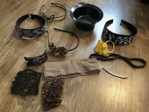 Lot of hair accessories