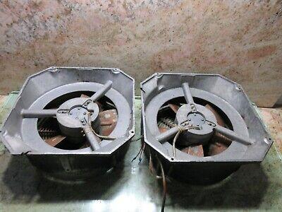 Okuma Law-s Cnc Lathe Toyo Box Fan 15 Vac Spindle Motor Fan Each 1