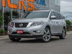 2015 Nissan Pathfinder Platinum WELL APPOINTED & AFFORDABLE