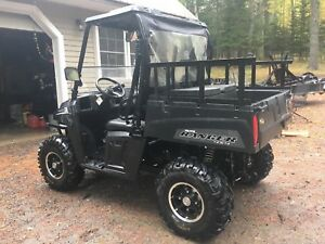 Polaris ranger special addition