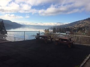Beautiful 1 Bedroom Appt with a sutnning lake View