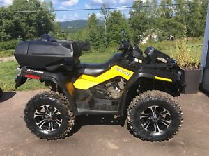 2009 Can Am Max 800