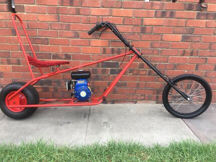 MINI BIKE CHOPPER 2.5 HP ENGINE WITH CLUTCH