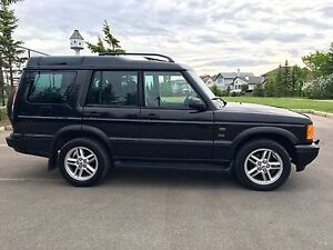 Land Rover discovery 4WD low km