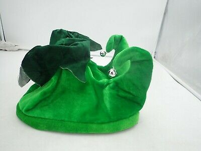 Rubie's Deluxe Elf Shoes, Green, One Size St. Patricks Day leprechaun Deluxe Elf Shoes