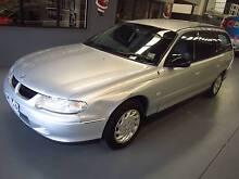 2001 Holden Commodore Wagon Footscray Maribyrnong Area Preview