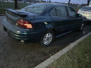 2002 grand am se 170,000km remote starter