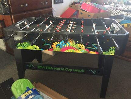 FOOSBALL TABLE...new paid $399 sell $99 Rockingham Rockingham Area Preview