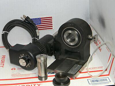 Harig Ab 5c Spin-indexer2x Beltstoolmakermachinistgrinding