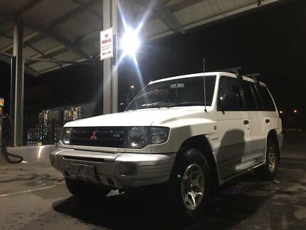 Reliable/Tidy 1998 Pajero *6 months rego* no RWC Albion Brimbank Area Preview