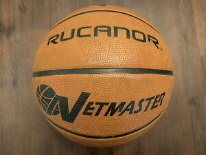 Basketball - Rucanor - Netmaster - 7 Size and Weight