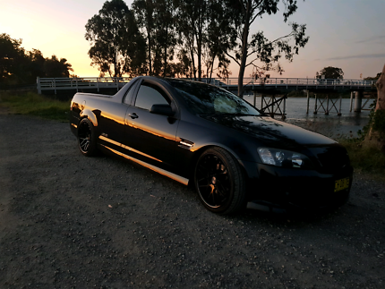 Holden ute v8 ssv 2010