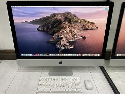 "Apple iMac 27"" Late 2013 - 1TB HDD - 16GB Ram - 3.2GHz Core i5 - GTX 755M 1GB"