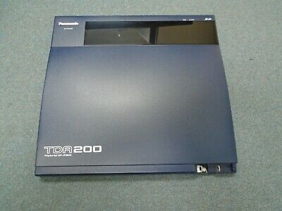 Panasonic Kx-tda200 Ip Pbx - Cabinet - Front Cover Only