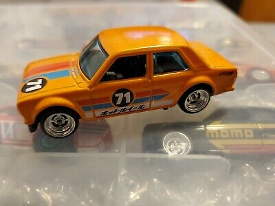 2020 Unspun Hot Wheels '71 Datsun 510 Sedan bluebird Flying Customs Unrivet STH