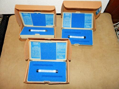 Waters Radial Pak 8mm Liquid Chromatography Cartridges 8NVC184 8NVC18 4u, 086342