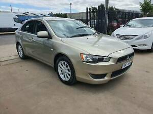 2011 Mitsubishi Lancer SX Hatchback Manual Williamstown North Hobsons Bay Area Preview