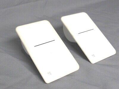 Lot Of 2 Clover P200 Mobile Pos Printer Micro Usb W Bluetooth