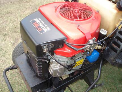 MOTOR ONLY HONDA 18 HP GX610 TWIN