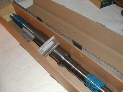 Durco Flowserve 2114787-001 Worthington Type M Pump Shaft