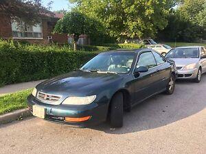 1997 Acura CL 3.0