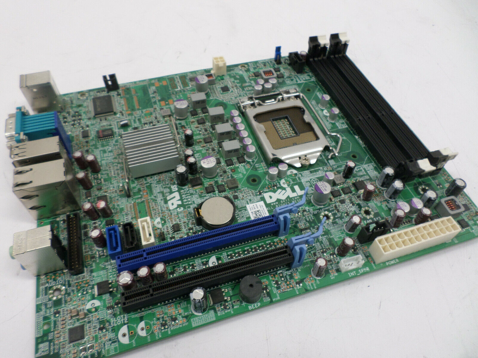 Lot Of 2 Dell Optiplex 790 SFF System Motherboard  D28YY
