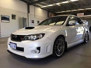 2012 Subaru WRX STi Spec R Sedan Belmont Belmont Area Preview