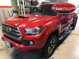 2016 Toyota Tacoma TRD SR5 Double Cab Super Long Bed V6 5AT 4WD