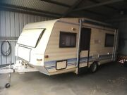 Golf caravan 16 1/2 ft Norwood Launceston Area Preview
