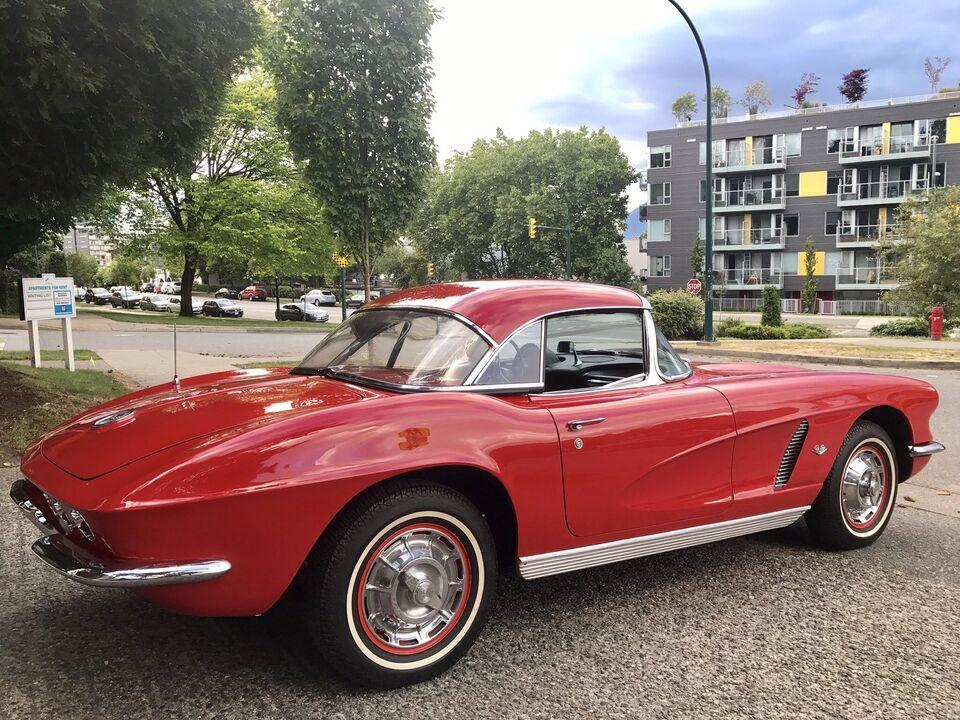 1962 Chevrolet Corvette | Classic Cars | City of Toronto | Kijiji