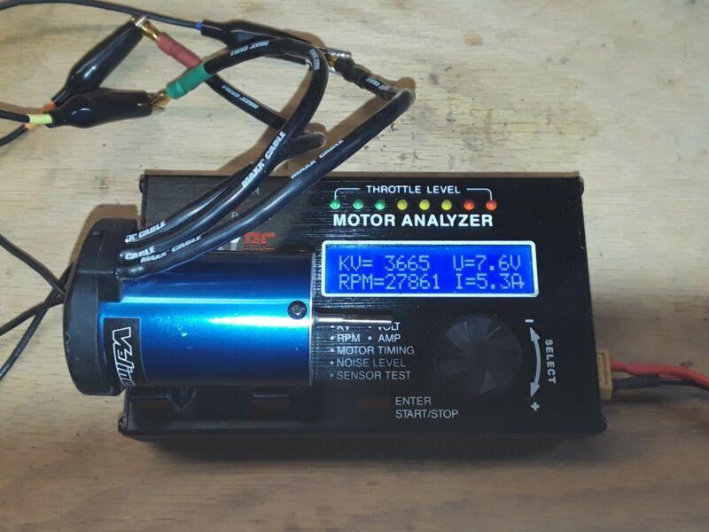 Traxxas Velineon 2 Pole 3500kv Motor Rare 3 Piece Can
