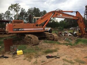 Excavator large 30tonner cheap farm machine click on link to view Schofields Blacktown Area Preview