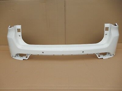 2017 2018  Jeep Compass Limited  Rear Bumper Cover Upper  OEM