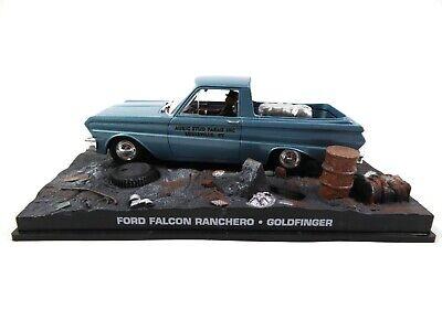 Ford Falcone Ranchero James Bond 007 Goldfinger - 1:43 Diecast Model Car DY076