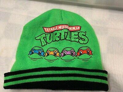 Teenage Mutant Ninja Turtles Totenkopf Winter Kappe - Teenage Mutant Ninja Turtles Hut