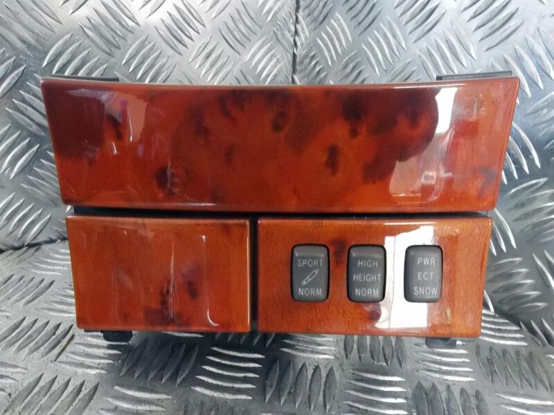 2003 LEXUS LS430 CENTRE CONSOLE WITH TRIM & STORAGE BOX 58880-50010 191421
