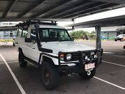 TOYOTA Landcruiser HZJ78r Troop carrier Bakewell Palmerston Area Preview