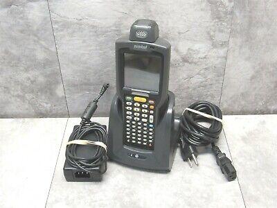Motorola Symbol Mc3090 Mobile Computer Barcode Scanner Cradle Adapter
