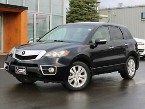 2011 Acura RDX AWD | HEATED LEATHER | SUNROOF