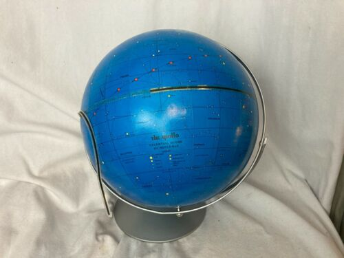 Vintage 1971 Replogle The Apollo Celestial Globe