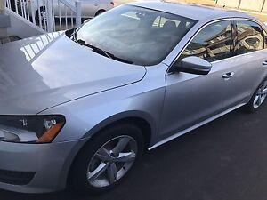 2014 VW PASSAT TSI 1.8