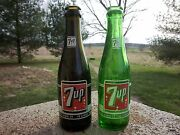 7 Up Bottle 7 Oz