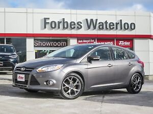 2014 Ford Focus 1 OWNER! SE/ALL NEW BRAKES