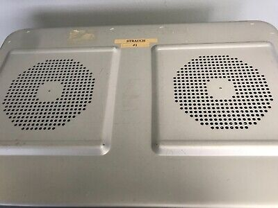 Aesculap Je601 Sterilcontainer Medical Surgical Instrument Tray With Basket