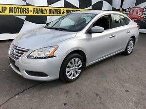 2015 Nissan Sentra SV, Automatic, Steering Wheel Controls,