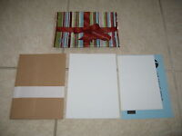 Card Kit **CLEARANCE!** 250 Sheets of 5x7 Photo Paper Glossy w//Envelopes 5 x 7