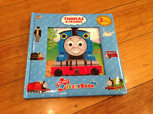 Thomas & Friends Puzzle Book Blackburn Whitehorse Area Preview