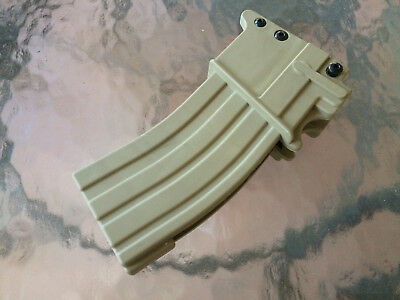 2011+ Tippmann A5 M4 and M16 Style Fake Magazine Dummy Tactical Mag Kit - Tan for sale  Sanford