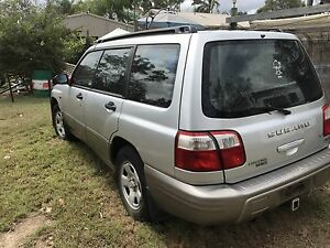 Subaru forester 2012 parts trade or price Bundaberg West Bundaberg City Preview