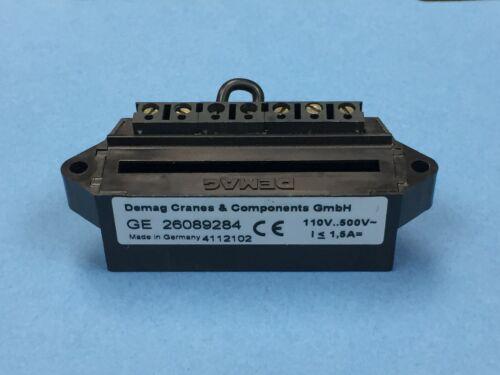 GE Normal Exciter Rectifier 26089284 (New # 26089084)
